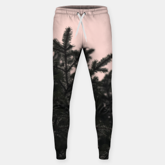 Miniatur Snow on branches Sweatpants, Live Heroes