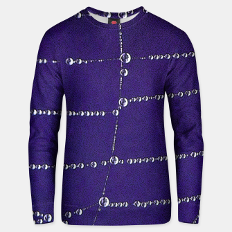 Thumbnail image of Pearls on a string Unisex sweater, Live Heroes