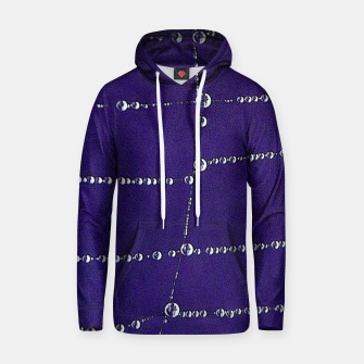 Thumbnail image of Pearls on a string Hoodie, Live Heroes