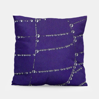 Thumbnail image of Pearls on a string Pillow, Live Heroes