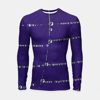 Thumbnail image of Pearls on a string Longsleeve rashguard , Live Heroes