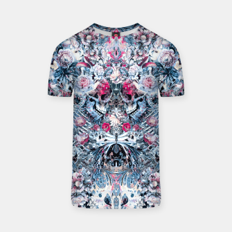 Twin Skull T-shirt miniature