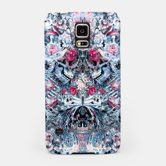 Twin Skull Samsung Case miniature