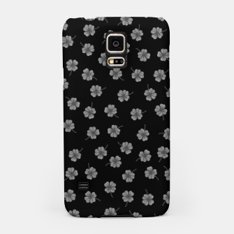 Thumbnail image of Dark Gray Clover Samsung Case, Live Heroes