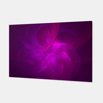 Miniaturka Magenta Illusion Abstract Fractal Art Design Canvas, Live Heroes
