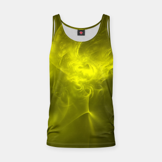 Miniaturka Electromagnetic Abstract Fractal Art Design Tank Top, Live Heroes