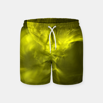 Miniaturka Electromagnetic Abstract Fractal Art Design Swim Shorts, Live Heroes