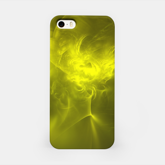 Miniaturka Electromagnetic Abstract Fractal Art Design iPhone Case, Live Heroes