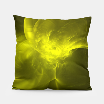 Miniaturka Electromagnetic Abstract Fractal Art Design Pillow, Live Heroes