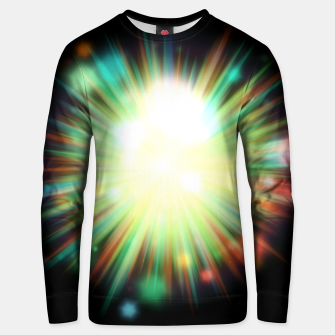 Thumbnail image of Rays Of Light - 01 Unisex sweater, Live Heroes