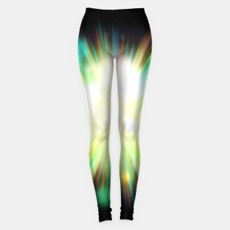 Thumbnail image of Rays Of Light - 01 Leggings, Live Heroes