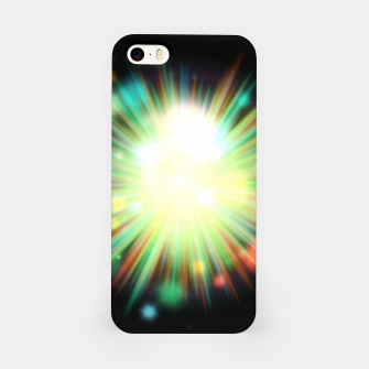 Thumbnail image of Rays Of Light - 01 iPhone Case, Live Heroes