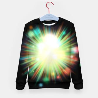 Thumbnail image of Rays Of Light - 01 Kid's sweater, Live Heroes