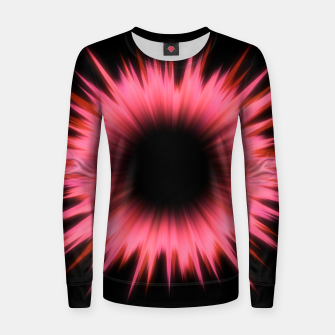 Thumbnail image of Rays Of Light - 02 Women sweater, Live Heroes