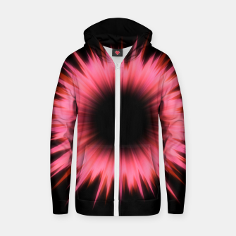 Thumbnail image of Rays Of Light - 02 Zip up hoodie, Live Heroes