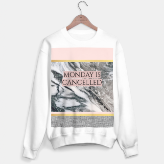 Thumbnail image of Monday is Cancelled Sweater regular, Live Heroes