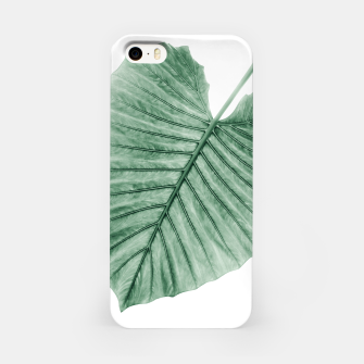 Thumbnail image of Love Leaves Evergreen - Her #1 #decor #art iPhone-Hülle, Live Heroes