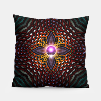 Thumbnail image of Orb Star Mesh Pillow, Live Heroes