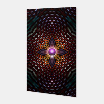 Thumbnail image of Orb Star Mesh Canvas, Live Heroes