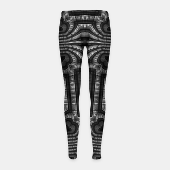 Thumbnail image of TSIRON Girl's leggings, Live Heroes