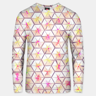 Thumbnail image of Tin Flowers Unisex sweater, Live Heroes