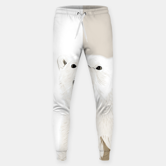 Miniature de image de polar ice bear vector art  Sweatpants, Live Heroes
