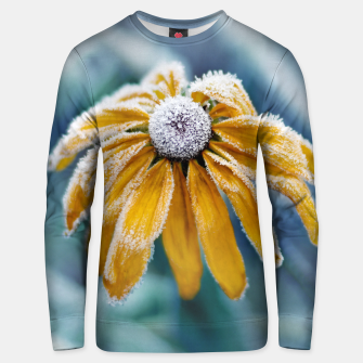 Thumbnail image of Frozen flower Bluza unisex, Live Heroes