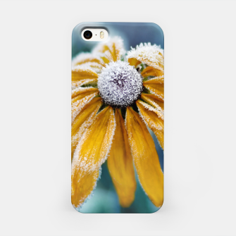 Thumbnail image of Frozen flower Obudowa iPhone, Live Heroes