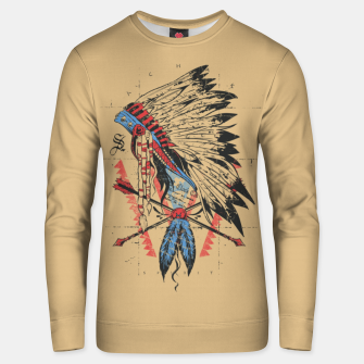 Thumbnail image of ACHAK The Originals. Unisex sweater, Live Heroes