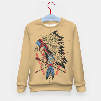 Thumbnail image of ACHAK The Originals. Kid's sweater, Live Heroes