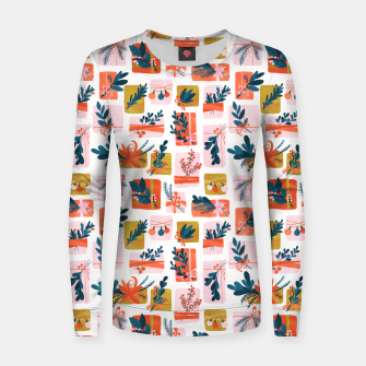Thumbnail image of Gift Box Women sweater, Live Heroes