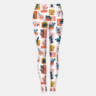 Miniatur Gift Box Leggings, Live Heroes