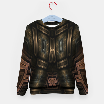 Thumbnail image of MR-190357 Kid's sweater, Live Heroes