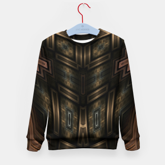 Thumbnail image of MR-190357-01 Kid's sweater, Live Heroes