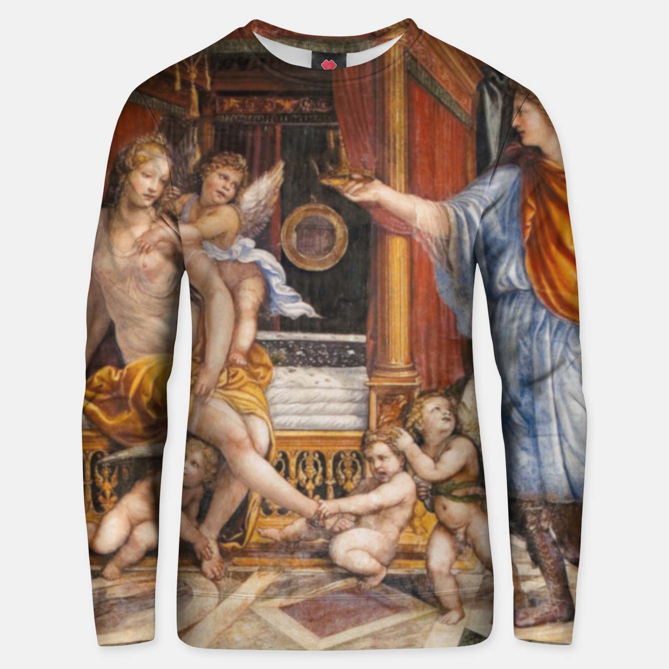 Image of SPIRITUAL † WARRIOR Unisex sweater - Live Heroes