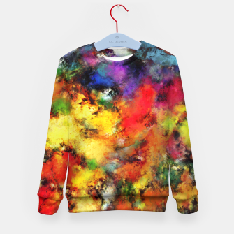 Thumbnail image of Ridge Kid's sweater, Live Heroes