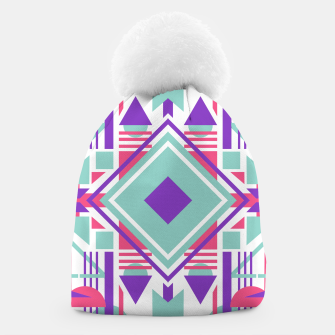 Thumbnail image of Tech Ethnic 08 Beanie, Live Heroes