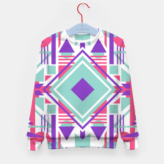 Thumbnail image of Tech Ethnic 08 Kid's sweater, Live Heroes