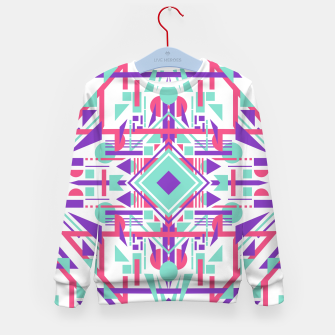 Thumbnail image of Tech Ethnic 09 Kid's sweater, Live Heroes