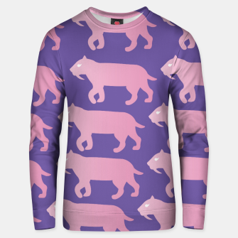 Thumbnail image of Cheshire Sol Twitch TV Emoji 2 Pink Unisex sweater, Live Heroes