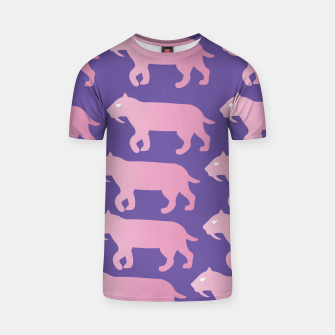 Thumbnail image of Cheshire Sol Twitch TV Emoji 2 Pink T-shirt, Live Heroes