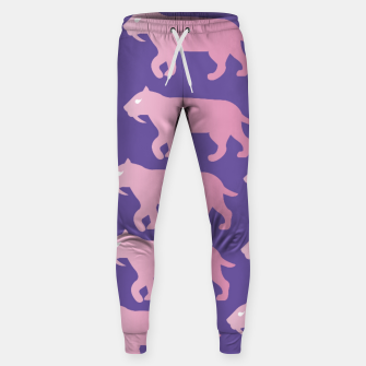 Thumbnail image of Cheshire Sol Twitch TV Emoji 2 Pink Sweatpants, Live Heroes