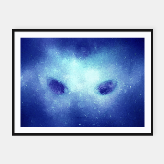 Thumbnail image of Echoes of infinity Framed poster, Live Heroes