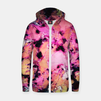 Thumbnail image of Flower shop Zip up hoodie, Live Heroes