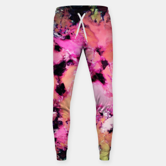 Thumbnail image of Flower shop Sweatpants, Live Heroes