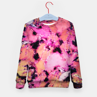 Thumbnail image of Flower shop Kid's sweater, Live Heroes