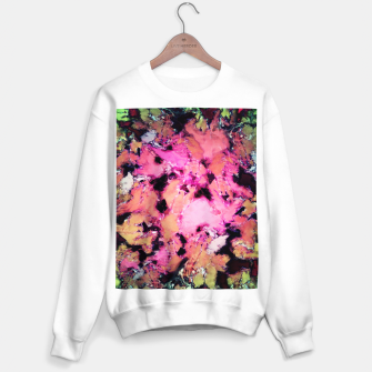 Thumbnail image of Flower shop Sweater regular, Live Heroes