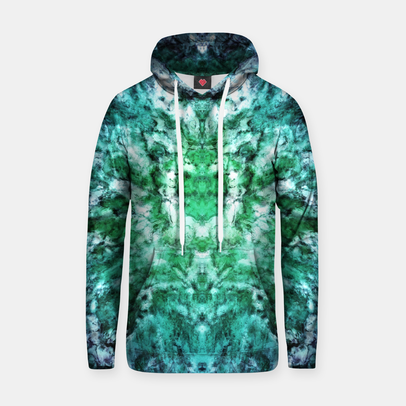 Image of Flashecho Hoodie - Live Heroes