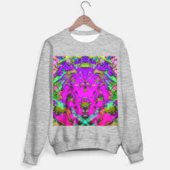 Little pink symmetry Sweater regular thumbnail image