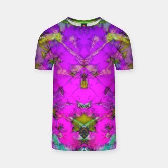 Little pink symmetry T-shirt thumbnail image